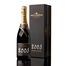 Champagner Moët & Chandon Grand Vintage