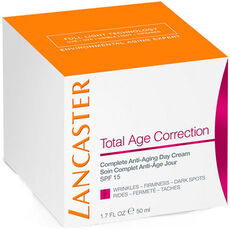 Lancaster Total Age Correction Day Cream, 50 ml