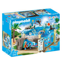 PLAYMOBIL® Family Fun Meeresaquarium 9060