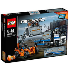 LEGO® Technic 42062 Container-Transport
