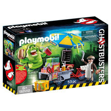 PLAYMOBIL® Ghostbusters Slimer mit Hot Dog Stand 9222