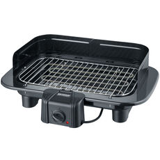 "Severin Barbecue-Grill ""PG 8536"", schwarz"