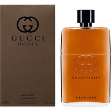 Gucci Guilty pour homme absolute, After Shave Lotion, 90 ml