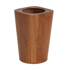 """Möve Becher """"BAMBOO SQUARE"""", wood/stainless steel"""