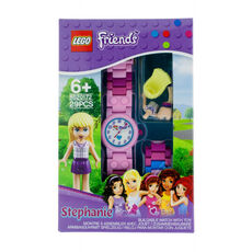 "LEGO® Friends Mädchenuhr Stephanie ""8020172"""