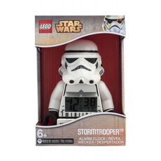 LEGO® Figurenwecker Star Wars Stormtrooper 9002137
