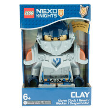 LEGO® Figurenwecker Nexo Knights Clay 9009419