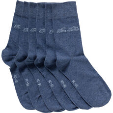 Tom Tailor Damen Socken, 3er Pack, uni
