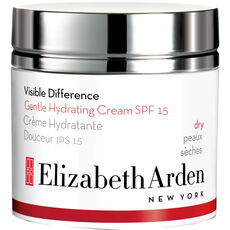 Elizabeth Arden Visible Difference Gentle Hydrating Cream SPF15 (oil-free)