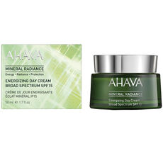 Ahava Mineral Radiance Energizing Tagescreme LSF 15, 50 ml