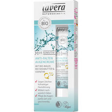 Lavera Basis Sensitiv Anti-Falten Augencreme