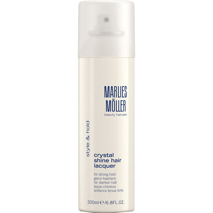 Marlies Möller Style & Hold, Crystal Hair Lacquer, 200 ml