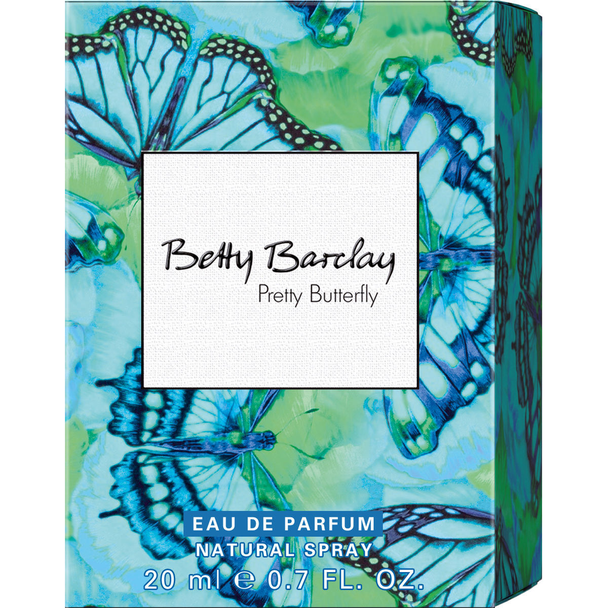 betty barclay pretty butterfly eau de parfum 20 ml karstadt online shop. Black Bedroom Furniture Sets. Home Design Ideas