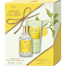 4711 Acqua Colonia Lemon & Ginger, Duftset