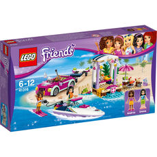 LEGO® Friends 41316 Andreas Speedoot Transporter