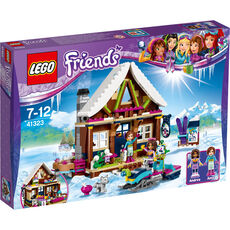 LEGO® Friends 41323 Chalet im Wintersportort