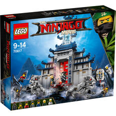LEGO® 70617 Ninjago Temple of the Ultimate Ultimate Weapon