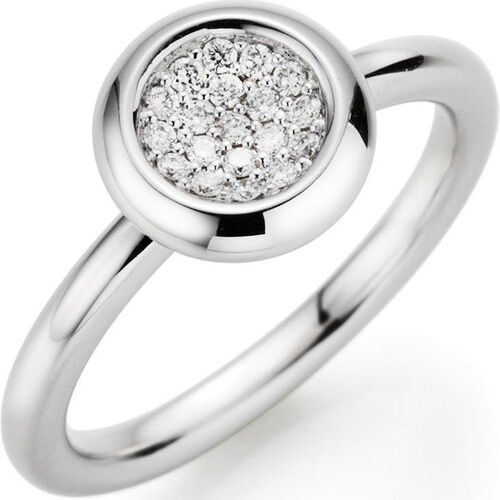 Cara d´Or Damen Ring ´´15114-600-W5´´, 585er We...