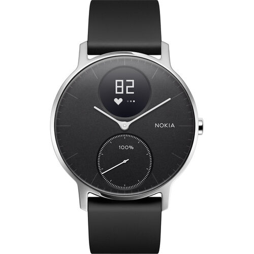 Nokia Activity Tracker Activité Steel HR ´´40-31-3106´´ | Schmuck > Armbänder > Fitness-Armbänder | Hr | Nokia