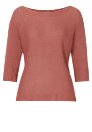 Betty & Co Strickpullover, Canyon Rose - Rot