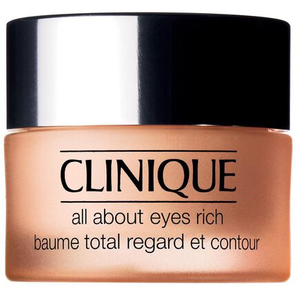Clinique All About Eyes Rich, Augencreme, 15 ml