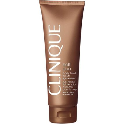 Clinique Body Tinted Lotion Light-Medium, 125 ml