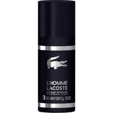 Lacoste L'Homme, Deodorant Spray, 150 ml