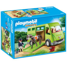 PLAYMOBIL® Country Pferdetransporter 6928