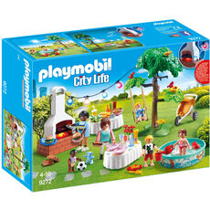 PLAYMOBIL® 9272 City Life Einweihungsparty