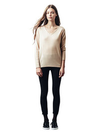 Capital B Pullover, apricot