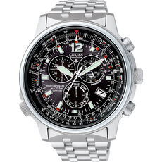 "Citizen Herren Eco-Drive Funk Chronograph Promaster Sky ""AS4020-52E"""