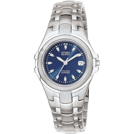 "Citizen Damenuhr Super Titanium ""EW0650-51L"""