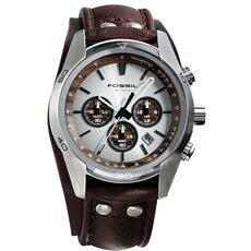 "Fossil Herren Chronograph Coachman ""CH2565"""