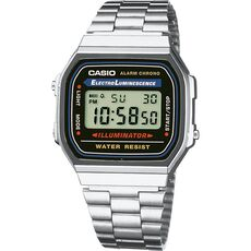 "Casio Digitaluhr Collection ""A168WA-1YES"""