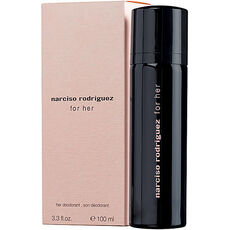 Narciso Rodriguez for her, Deodorant Spray, 100 ml