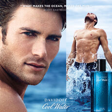 Davidoff Cool Water Man, Eau de Toilette