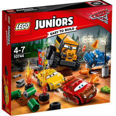 LEGO® Juniors 10744 Crazy 8 Rennen in Thunder Hollow
