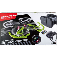 Dickie RC DT FPV-VR Quadrocopter