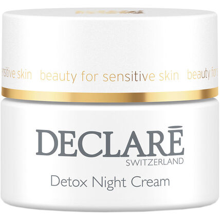 Declaré Detox Night Cream, Gesichtscreme, 50 ml