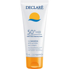 Declaré sunsensitive anti-wrinkle sun cream SPF 50+, 75 ml