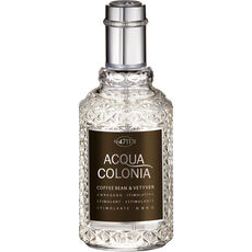 4711 Acqua Colonia Coffee Bean & Vetyver, Eau de Cologne, 50 ml