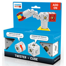 Tinkerbots Twister & Cube