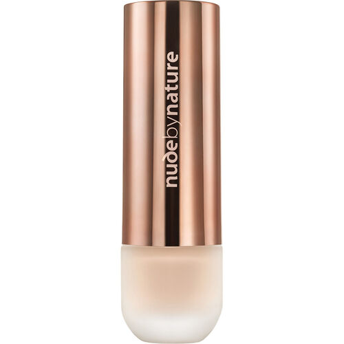 Nude by Nature Flawless Foundation, C7 Chestnut