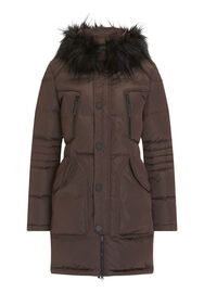 Betty Barclay Jacke, Brown - Grau