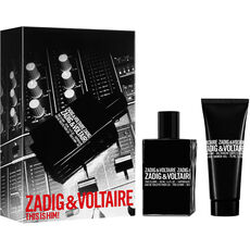 Zadig & Voltaire This is Him!, Duftset
