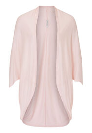 Betty Barclay Offene Shirtjacke, Misty Light Rose - Rot