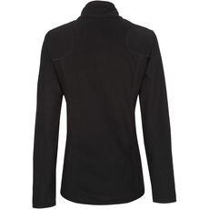Champion Damen Fleeceshirt, schwarz