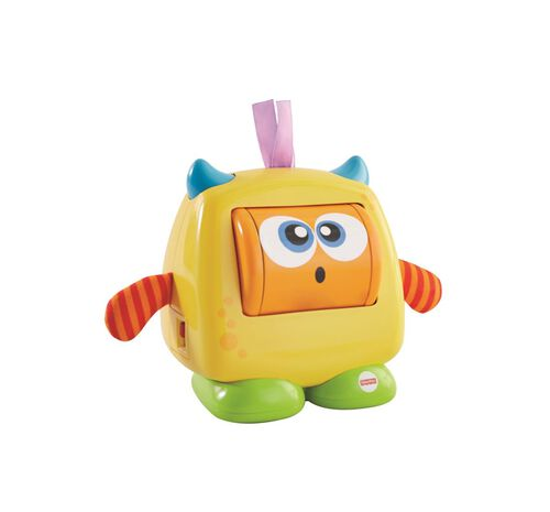 Fisher-Price New Born Fun Feelings Monster