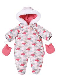 Zapf Baby Annabell® Deluxe Winterspass