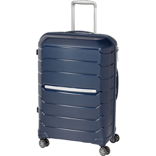 Samsonite 4-Rollen-Trolley Flux, 75 cm, marine
